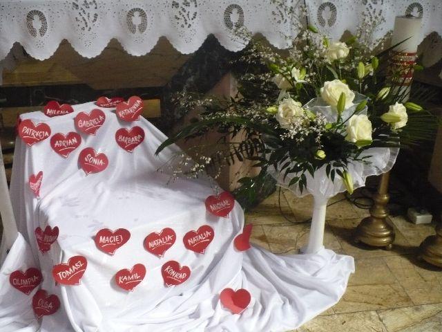 Dekoracja Kościoła Na I Komunię świętą Bellissima